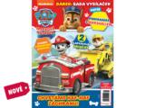 NOVINKA: Tlapková patrola – nový časopis pro malé čtenáře.